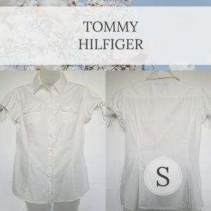 Tommy Hilfiger Button Down Blouse